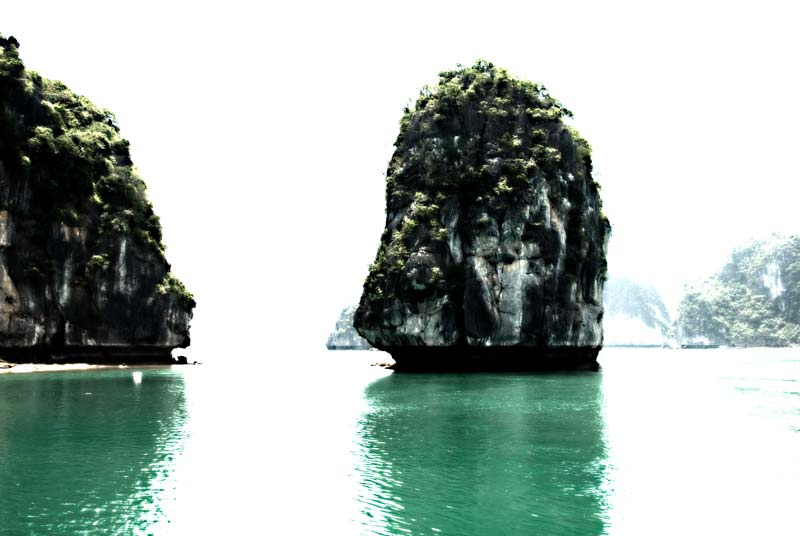 peace-piece-tom-abraham-halong bay III | Vịnh Hạ Long III