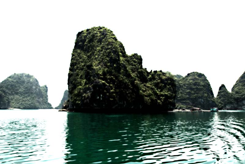 peace-piece-tom-abraham-halong bay VII | Vịnh Hạ Long VII